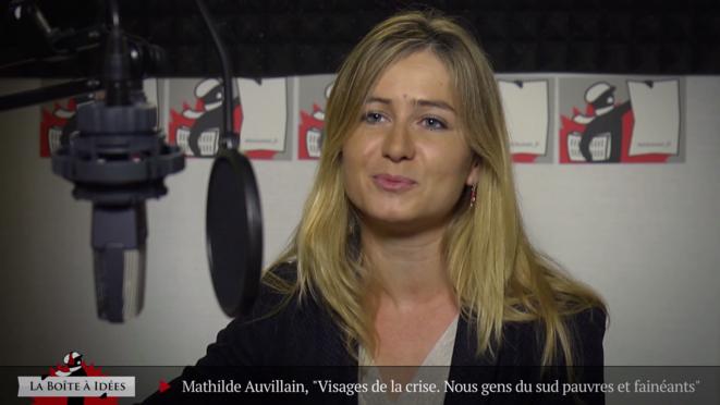 Mathilde Auvillain: en Europe du Sud, la crise est encore là