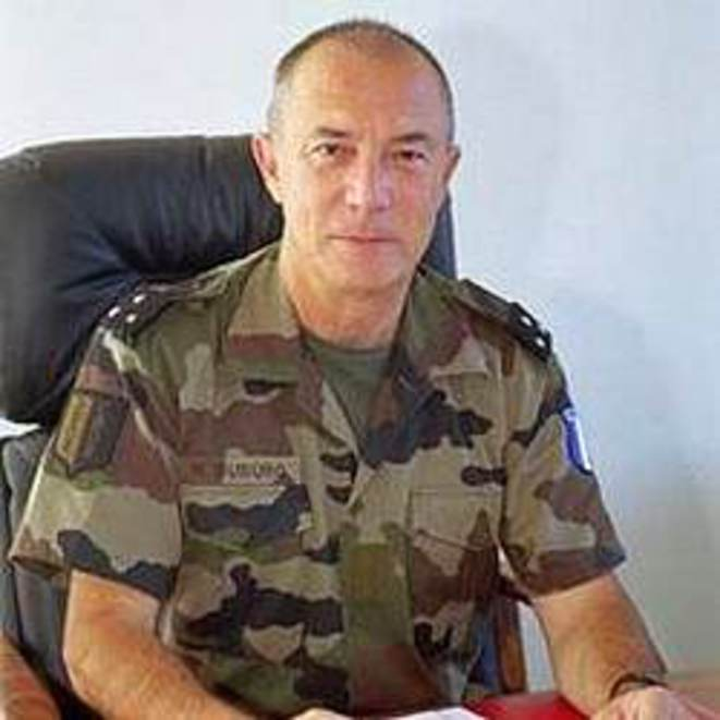 General François Buchwalter © DR