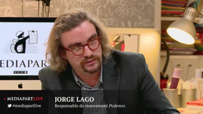 Jorge Lago: Podemos et l'exemple espagnol
