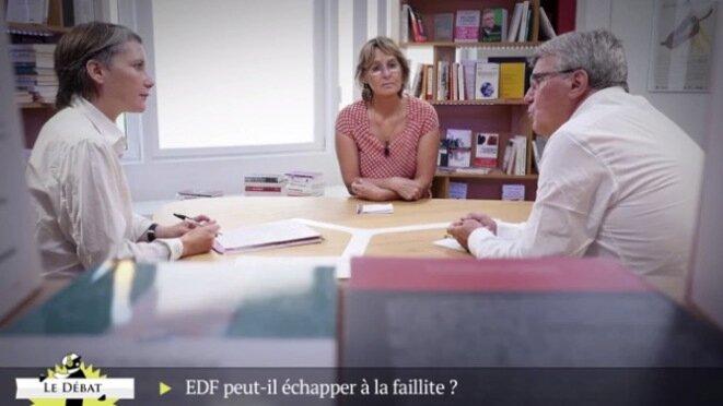 «EDF s'enferre dans un modèle dépassé et inadapté»