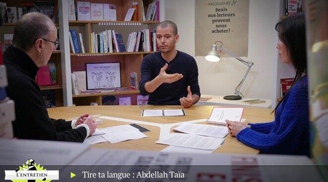 La langue qui «ne débande jamais» d'Abdellah Taïa