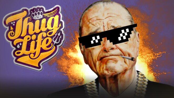 Jacques Chirac: fuck yeah!