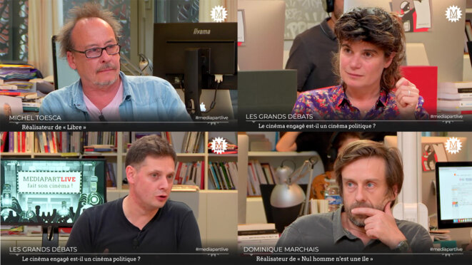 Droits LGBT, migrants... quand les cinéastes se mêlent de politique