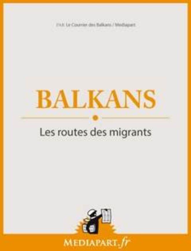 Balkans. Les routes des migrants