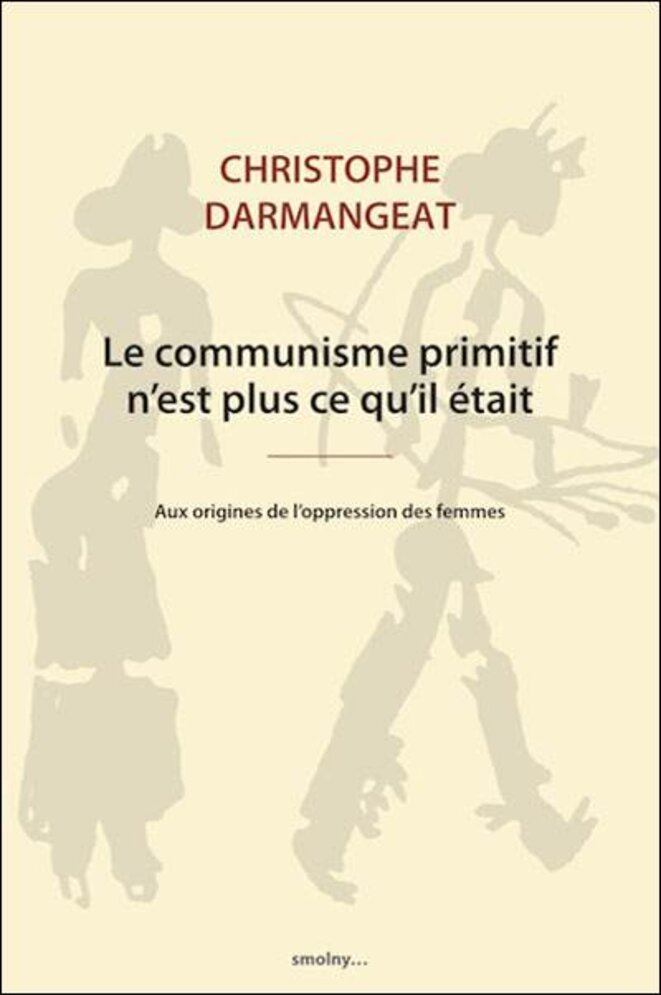 Couverture Darmangeat