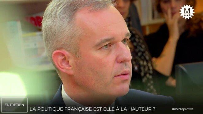 François de Rugy: «La fiscalité écologique n'a pas vocation à résoudre les inégalités»