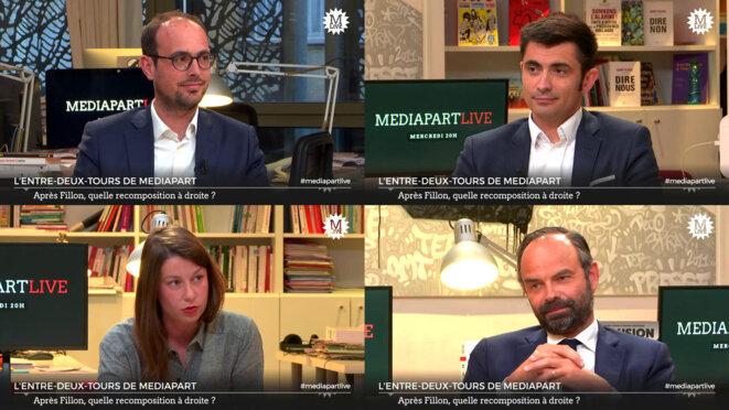 Edouard Philippe: «La droite s'est rétrécie»