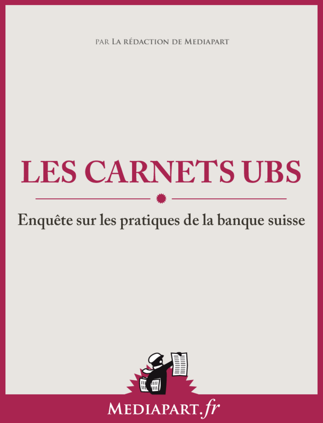 Les carnets UBS