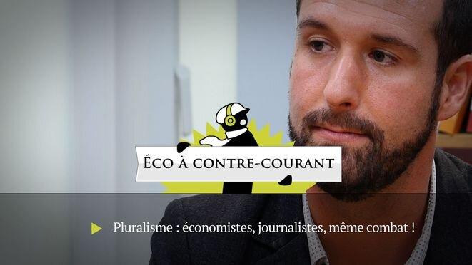 «Eco à contre-courant»: économistes et journalistes, un même combat