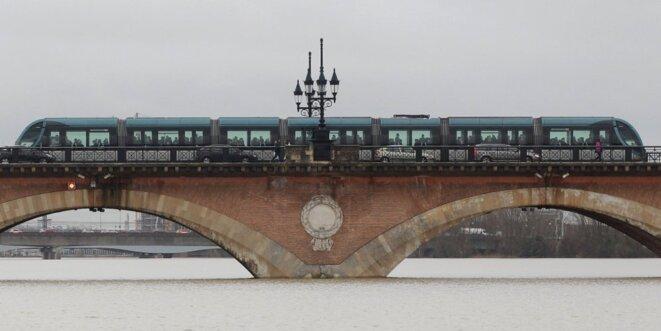 Bordeaux sur Garonne