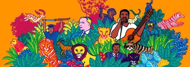 Bande dessinée : Quand viennent les bêtes sauvages