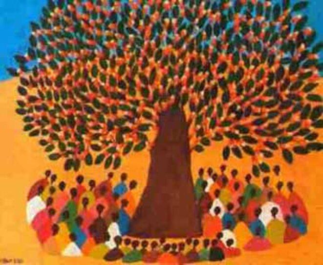 Mieux vivre ...  avec la terre et avec les gens