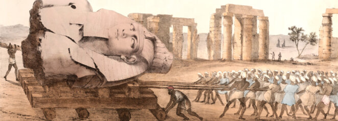 Voyages en Égypte et en Nubie de Giambattista Belzoni
