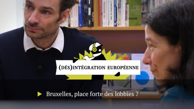 Bruxelles, place forte des lobbies?