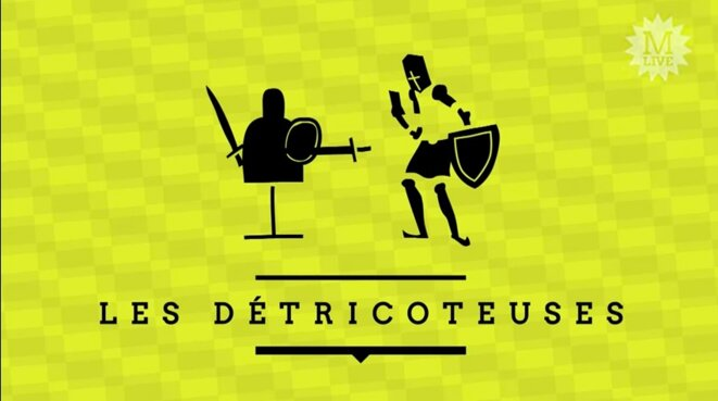 Les Détricoteuses