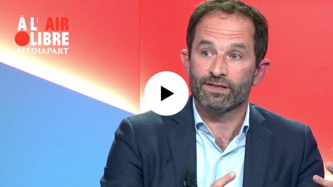 Benoît Hamon: «Nous sommes dans un moment pré-fasciste»
