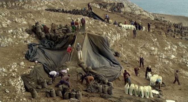«Guañape Sur»: les saisonniers de l'extrême