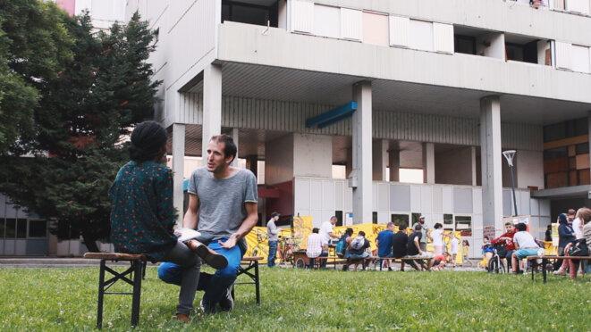 Médias et quartiers: Grenoble, la réplique