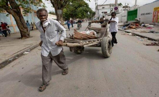 Haïti, après le séisme