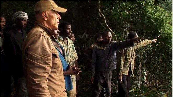 «L'Hypothèse du Mokélé-Mbembé», sur les traces d'un animal fabuleux