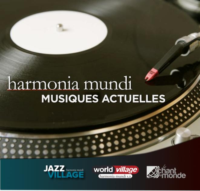 Harmonia Mundi  Musiques Actuelles