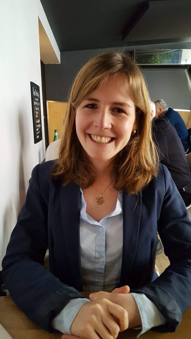 Caroline Iberg