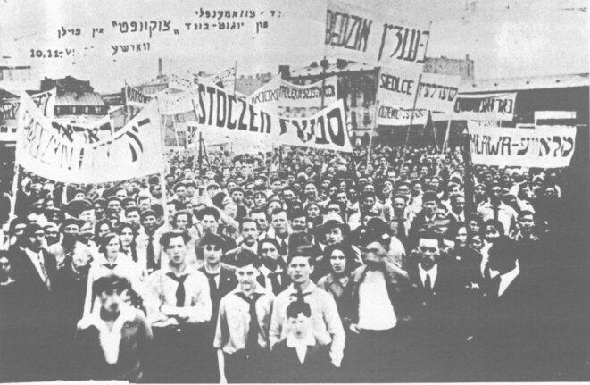 un juif communiste