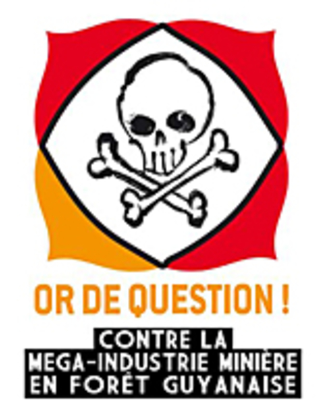 OR DE QUESTION Guyane