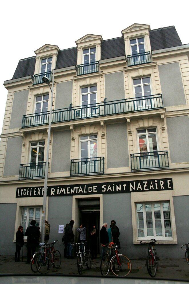 Lycée Expérimental de Saint-Nazaire