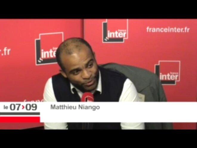 matthieu niango