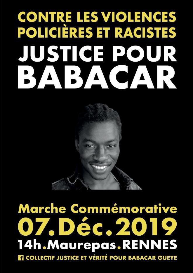 Collectif Justice et Vérité pour Babacar Gueye