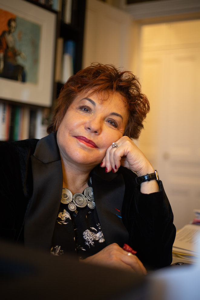 Esther Benbassa