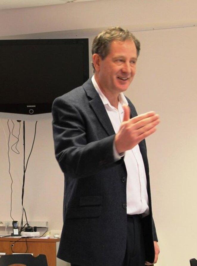 Greg Oxley