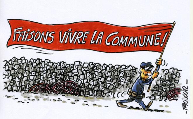 Faisons vivre la Commune!
