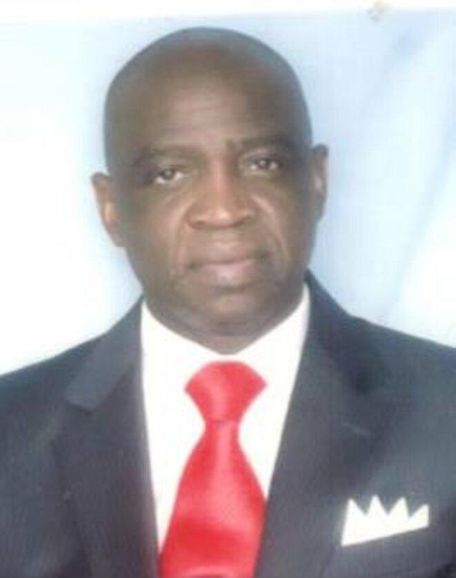 Eugene Nyambal