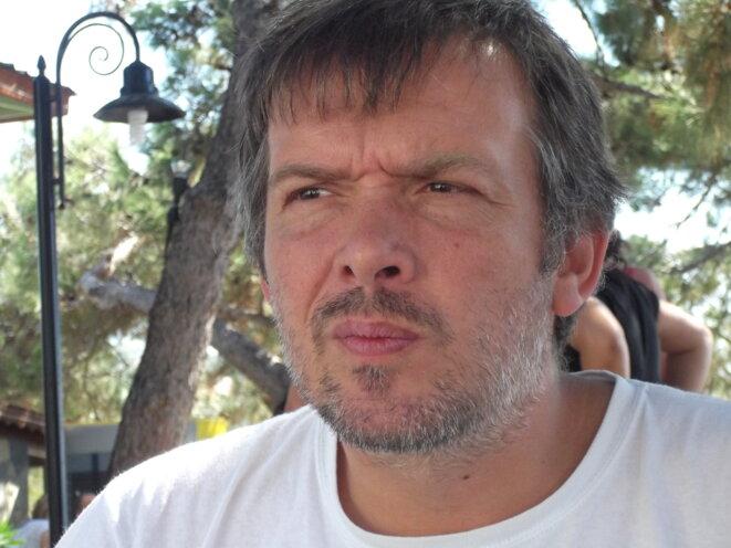 Nicolas Cheviron