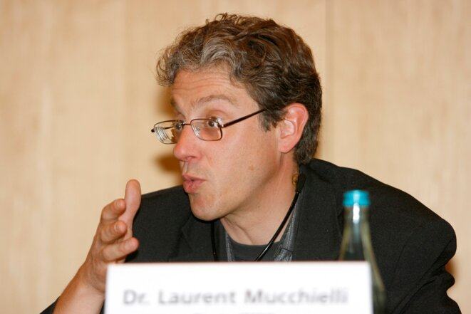 Laurent Mucchielli 2