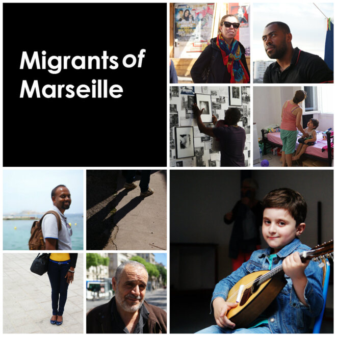 Migrants of Marseille