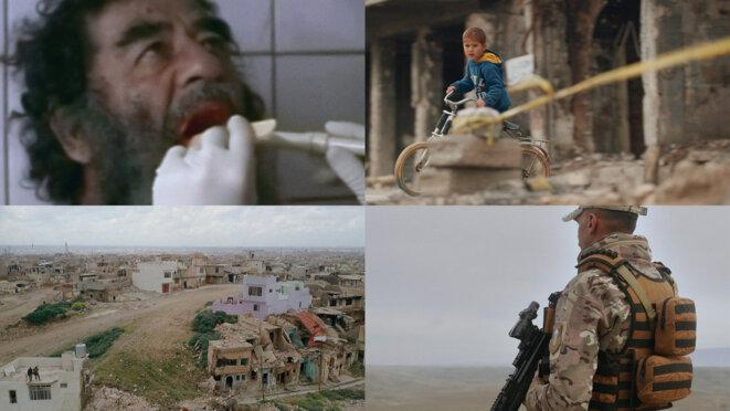 «Irak, destruction d'une nation»: la série documentaire événement