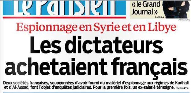 Les Dictateurs Achetaient Français