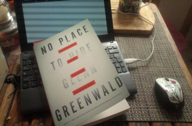 No Place To Hide  © Glen Greenwald