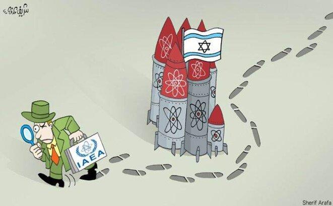 Weapons of Mass Destruction © Sherif Arafa
