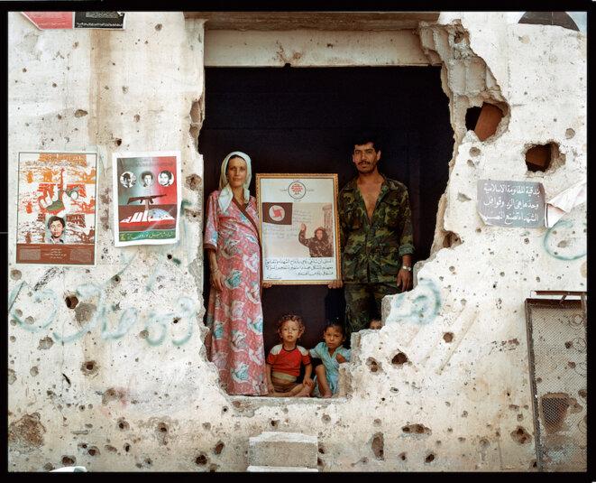 Le Liban, au temps des guerres