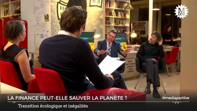 «En direct de Mediapart»: Corse, NDDL, Jérusalem climat et finance