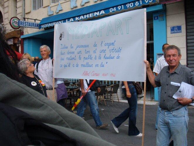 manif du 7 septembre Marseille