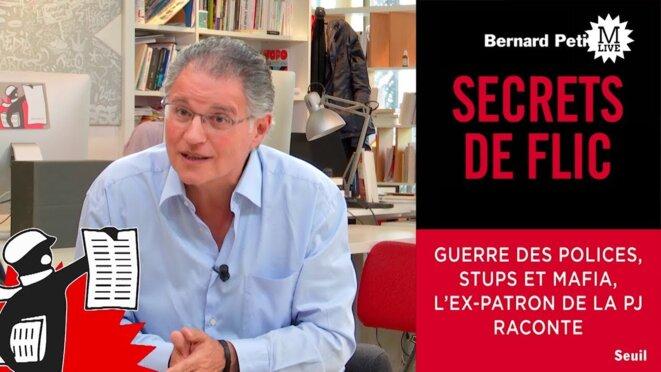 Bernard Petit, ex-directeur de la PJ: «La police souffre d'une trop grande politisation»