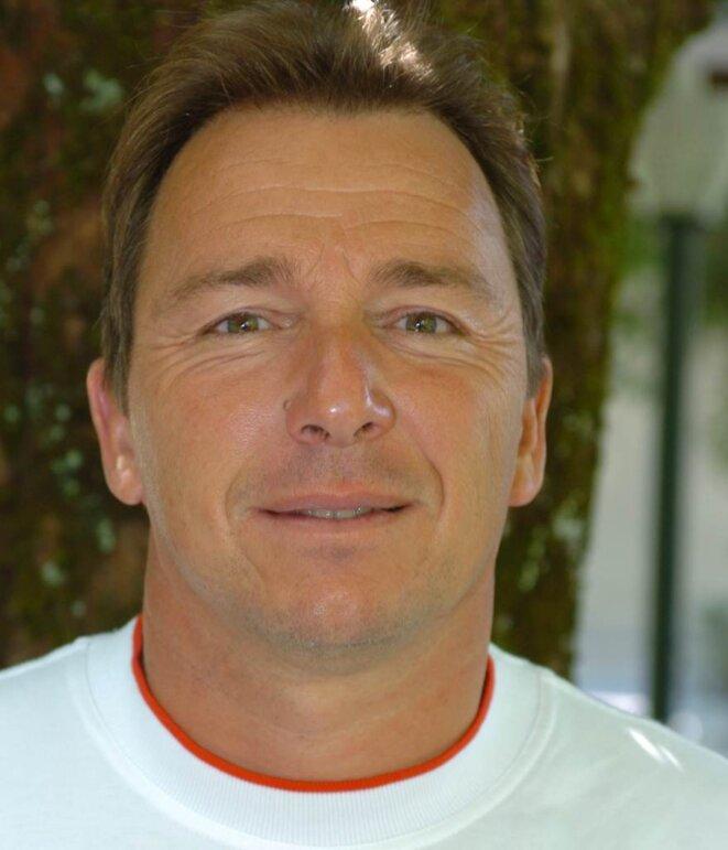 Rchard Martinez - Entraîneur du Pôle France de Font-Romeu - Un oeil, une écoute © Samsung NX20