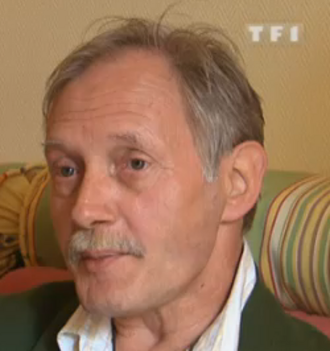 Former Bettencourt chauffeur Dominique Gautier © TF1