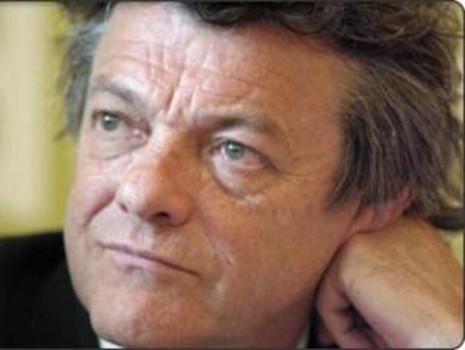 Future-gazing: Jean-Louis Borloo.