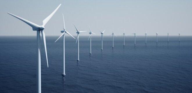 Projet éolien en mer de Fécamp